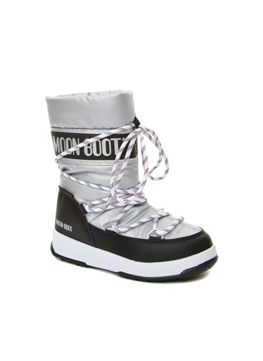 Moon Boot Ayakkabı Gümüş